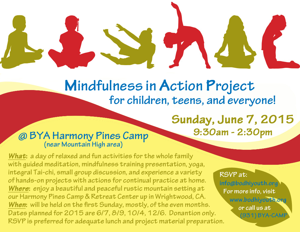 BYA Mindfulness in Action Project
